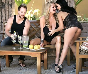 MILF Orgy Porn Pictures
